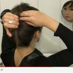 扎发视频教程 职场女性必学五款扎发发型