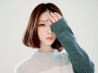 韩式小清新女神短发 气质女生短发波波头大全 (400x300)