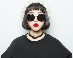 2017年最新流行短发 韩式短发bobo染发汇总