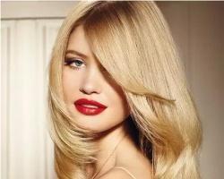 欧系女生卷发发型 轻松让你颜值爆表