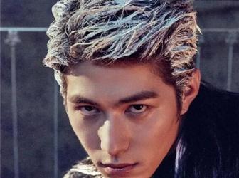 男生最新染发颜色 时尚流行发色图片
