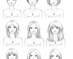你的身高适合留多长的头发 身高与发型搭配设计
