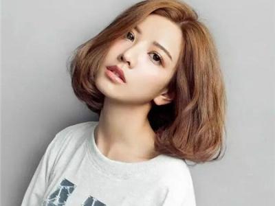 亚洲人适合的发色 六款显白烫染发